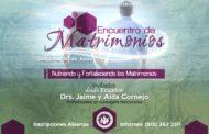 Encuentro de Matrimonios 2018 (Dia 1)