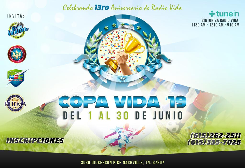 Copa Vida 2019 (05-15-2019)